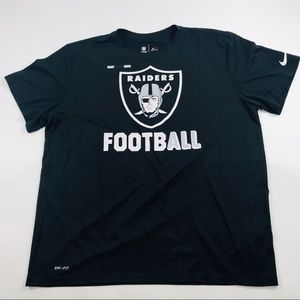 Oakland Raiders Dri-fit Shirt